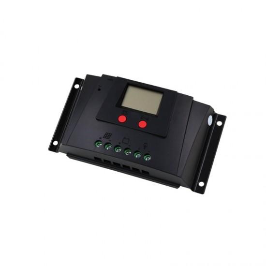 Solar Şarj Kontrol Cihazı 30A 12/24V PWM Juta