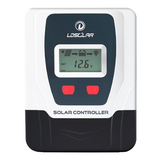 Solar Şarj Kontrol Cihazı 60A 12/24V PWM LD SOLAR