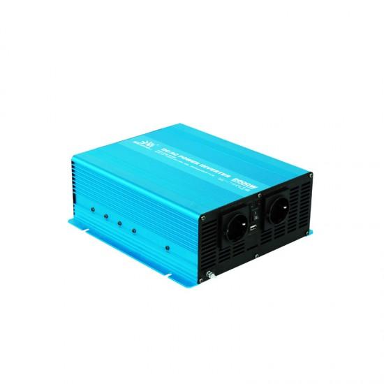 2000 Watt 12 Volt Tam Sinüs İnvertör - Solarvertech