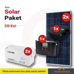 Hazır Solar Paket 330w