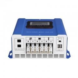 Solar Şarj Kontrol Cihazı 60A 12/24/48V MPPT SAKO