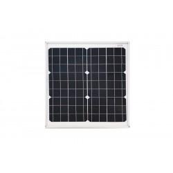 Monokristal Güneş Paneli 25 Watt - Venta