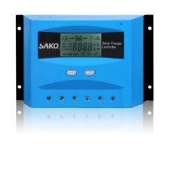 Solar Şarj Kontrol Cihazı 20A 12/24V PWM Sako