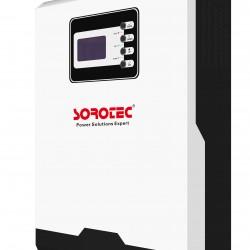5.5 kw 48v MPPT Akıllı Tam Sinüs İnvertör (Yüksek Voltaj) - Sorotec