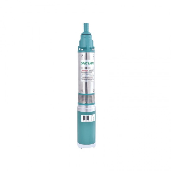 DC Dalgıç Pompa 120 Volt 8.3 Amper Paslanmaz Gövde - Shiyuan Venta