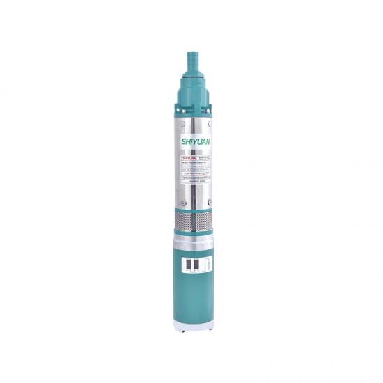 DC Dalgıç Pompa 72 Volt 8.3 Amper Paslanmaz Gövde - Shiyuan Venta
