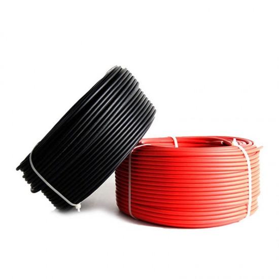 Solar Kablo 6 mm2 Kırmızı