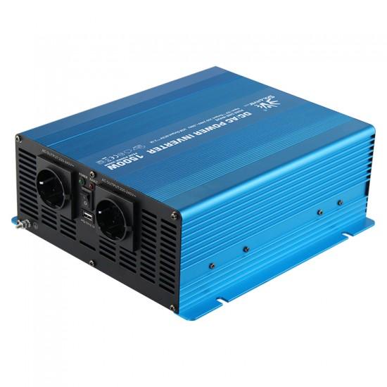 1500 Watt 24 Volt Tam Sinüs İnvertör - Solarvertech